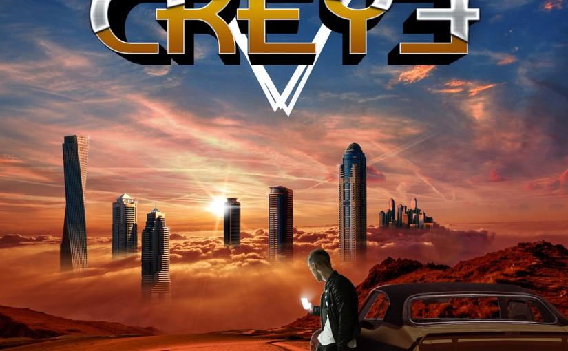 "[Album Review] CREYE – ""Creye"" (2018)"
