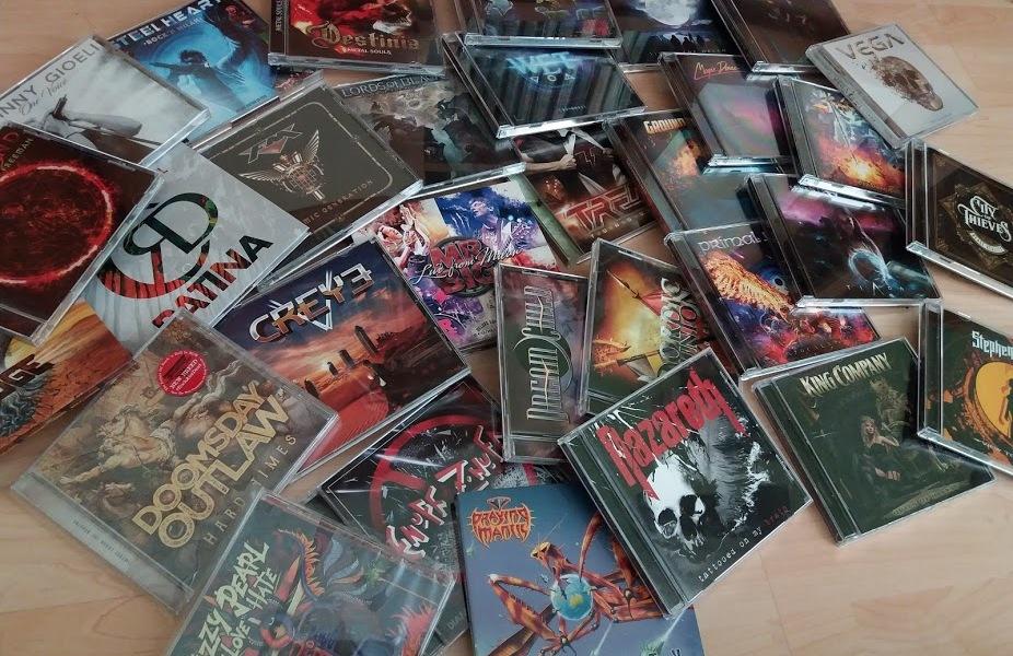 Album Review – MY ROCK MIXTAPES