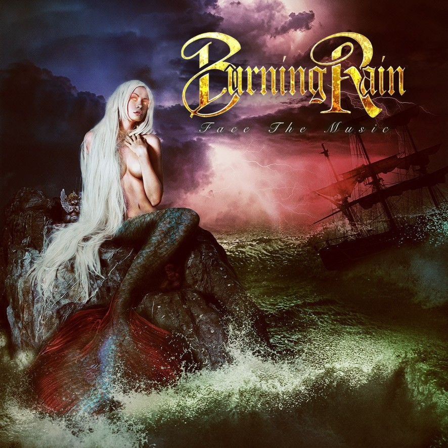 Burning-Rain